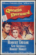 "Movie Posters:Adventure, Quentin Durward and Others Lot (MGM, 1955). One Sheets (3) (27"" X41""). Adventure.. ... (Total: 3 Items)"