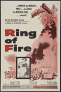 "Movie Posters:Adventure, Ring of Fire and Others Lot (MGM, 1961). One Sheets (3) (27"" X41""). Adventure.. ... (Total: 3 Items)"