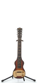 Musical Instruments:Lap Steel Guitars, 1957 Gibson BR-6 Lap Steel Guitar #7 4022...