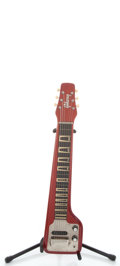 Musical Instruments:Lap Steel Guitars, 1965 Gibson Skylark Cherry Lap Steel Guitar #253201...