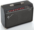 Musical Instruments:Amplifiers, PA, & Effects, 1980's Fender SK Chorus 20 Black Guitar Amplifier #015892...