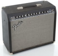 Musical Instruments:Amplifiers, PA, & Effects, Recent Fender Deluxe 90 DSP Black Guitar Amplifier #M1291759...