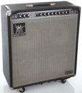 Musical Instruments:Amplifiers, PA, & Effects, 1970's Music Man 410-HD 150 Guitar Amplifier #B012864...