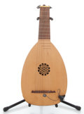 Musical Instruments:Miscellaneous, Recent Lute 16 String Natural...