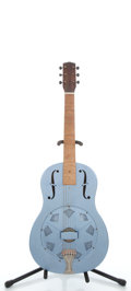 Musical Instruments:Resonator Guitars, 1930's National Project Refinished Resonator Guitar #N/A...
