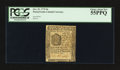 Colonial Notes:Pennsylvania, Pennsylvania October 25, 1775 9d PCGS Choice About New 55PPQ.. ...