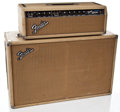 Musical Instruments:Amplifiers, PA, & Effects, 1963 Fender Bandmaster Guitar Amplifier, #A01711....