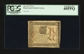 Colonial Notes:Pennsylvania, Pennsylvania April 25, 1776 2s PCGS Extremely Fine 40PPQ.. ...
