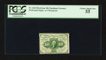 Fractional Currency:First Issue, Fr. 1241 10¢ First Issue PCGS Choice About New 55.. ...