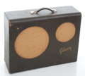 Musical Instruments:Amplifiers, PA, & Effects, 1948 Gibson GA-25 Brown Guitar Amplifier #220826...
