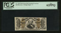 Fractional Currency:Third Issue, Fr. 1326 50¢ Third Issue Spinner PCGS New 62PPQ.. ...