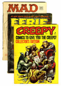 Magazines:Miscellaneous, Miscellaneous Magazines Group (Various Publishers, 1964-66)Condition: Average GD/VG.... (Total: 30 Comic Books)
