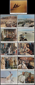 "Movie Posters:Academy Award Winners, Lawrence of Arabia (Columbia, R-1971). Color Photos (11) (8"" X10""). Academy Award Winners.. ... (Total: 11 Items)"