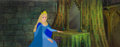 Animation Art:Production Cel, Sleeping Beauty Pan Cel with Background Animation Art(Disney, 1959)....