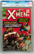 Silver Age (1956-1969):Superhero, X-Men #12 Twin Cities pedigree (Marvel, 1965) CGC NM 9.4 Whitepages....