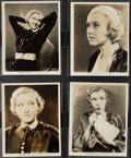 """Movie Posters:Miscellaneous, Evalyn Knapp (Warner Brothers, 1931). Publicity Portrait Photos (7) (8"""" X 10""""). Miscellaneous.. ... (Total: 7 Items)"""