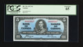 Canadian Currency: , BC-23c $5 1937.. ...