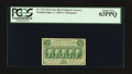 Fractional Currency:First Issue, Fr. 1312 50¢ First Issue PCGS Choice New 63PPQ.. ...