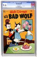Golden Age (1938-1955):Humor, Four Color #403 Li'l Bad Wolf (Dell, 1952) CGC NM+ 9.6 Off-white pages....