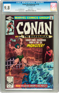 Modern Age (1980-Present):Superhero, Conan the Barbarian #119 (Marvel, 1981) CGC NM/MT 9.8 White pages....