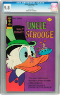 Bronze Age (1970-1979):Cartoon Character, Uncle Scrooge #130 File Copy (Gold Key, 1976) CGC NM/MT 9.8 Whitepages....