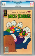 Bronze Age (1970-1979):Cartoon Character, Uncle Scrooge #150 File Copy (Gold Key, 1978) CGC NM/MT 9.8 Whitepages....
