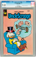 Modern Age (1980-Present):Humor, Uncle Scrooge #201 (Whitman, 1983) CGC NM/MT 9.8 White pages....