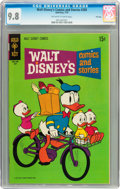 Bronze Age (1970-1979):Humor, Walt Disney's Comics and Stories #358 File Copy (Gold Key, 1970)CGC NM/MT 9.8 Off-white to white pages....