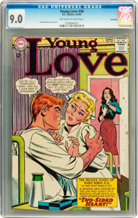 Young Love #48 Savannah pedigree (DC, 1965) CGC VF/NM 9.0 Off-white to white pages