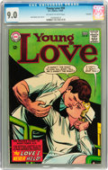 Silver Age (1956-1969):Romance, Young Love #50 Savannah pedigree (DC, 1965) CGC VF/NM 9.0 Off-whiteto white pages....