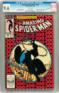 Modern Age (1980-Present):Superhero, The Amazing Spider-Man #300 Savannah pedigree (Marvel, 1988) CGCNM+ 9.6 White pages....