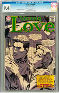 Silver Age (1956-1969):Romance, Young Love #49 Savannah pedigree (DC, 1965) CGC NM 9.4 Off-white towhite pages....