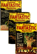 Pulps:Miscellaneous, Famous Fantastic Mysteries Box Lot (Frank A. Munsey Co., 1939-53)Condition: Average VG/FN.... (Total: 2 Box Lots)