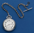 Timepieces:Pocket (post 1900), Illinois 16 Size 23 Jewel Sangamo Special Pocket Watch. ...