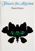 Books:Signed Editions, Daniel Keyes. Flowers for Algernon. New York: Harcourt,Brace & World, [1966]. First edition. Inscribed by the aut...
