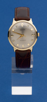 Croton Very Fine 14k Gold Automatic