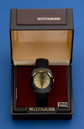 Timepieces:Wristwatch, Wittnauer New/Old Stock Automatic. ...