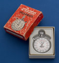 Timepieces:Other , Aristo Timer With Original Box. ...