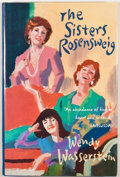 Books:Signed Editions, Wendy Wasserstein. SIGNED. The Sisters Rosensweig. New York: Harcourt Brace, [1993]. First edition, first printing. ...