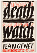 Books:First Editions, Jean Genet. Deathwatch. London: Faber and Faber, [1961].First British edition. Octavo. Publisher's wrappers. Fi...
