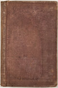 Books:First Editions, William Wells Brown. Clotelle; or, The Colored Heroine.Boston: Lee & Shepard, 1867. First edition of revised text. ...
