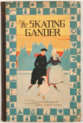 Books:Children's Books, Alice Cooper Bailey. The Skating Gander. Joliet: P. F.Volland, [1927]. Octavo. Publisher's binding. Color illustr...