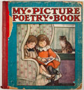Books:Children's Books, [Alan Wright, illustrator]. My Picture Poetry Book. London:Henry Frowde, et al., [n. d., ca. 1900]. Quarto. Publish...