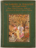 Books:Children's Books, Hans Christian Anderson. The Garden of Paradise and OtherStories. Garden City: Doubleday, Page, 1923. Octavo. Publi...
