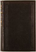 Books:First Editions, Charles Cowley. INSCRIBED. Leaves From a Lawyer's Life: Afloatand Ashore. Lowell: Penhallow Printing, 1879. Fir...
