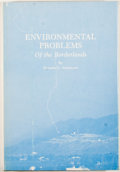 Books:First Editions, Howard G. Applegate. Environmental Problems of theBorderlands. El Paso: Texas Western Press, [1979]. Firstedition....