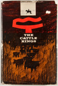 Books:First Editions, Lewis Atherton. The Cattle Kings. Bloomington: IndianaUniversity Press, [1961]. First edition. Octavo. Publishe...