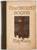 Books:First Editions, Mary Austin. The Green Bough: A Tale of the Resurrection.Garden City: Doubleday, Page, 1913. First edition. Oct...