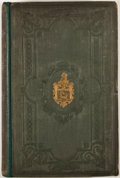 Books:First Editions, George Gulliver [editor]. The Works of William Hewson,F.R.S. London: Sydenham Society, 1846. First edition.Octavo....