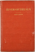 Books:First Editions, Ross Calvin. River of the Sun. Albuquerque: University ofNew Mexico, 1946. First edition. Octavo. Publisher's bindi...